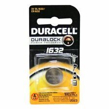 Duracell Battery 3 V Lithium Ion Carded