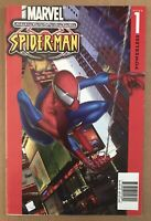 Ultimate Spiderman #1 Marvel Comic Book Newsstand Variant