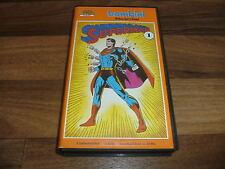 SUPERMAN  # 1 -- 3 Zeichentrickfilme in VHS ab 6 Jahren