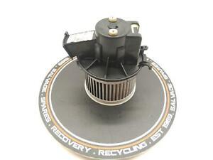 Fiat 500 2010 Blower Motor / Heater Fan 503930100