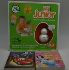 LeapFrog Tag Junior Book Explorer with extra 2 Books TOYS