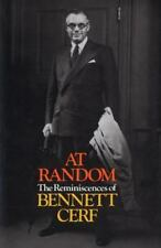 At Random: The Reminiscences of Bennett Cerf
