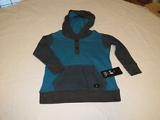 Quiksilver 24M months 24 MO baby hoodie long sleeve shirt Hawaiian Ocean Boy's