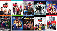 The Big Bang Theory: Complete Series Seasons 1-10 DVD Set - Brand New