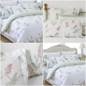 100% Egyptian Cotton Sateen Duvet Cover Set Rosebay 250 Thread Count Bedding Set