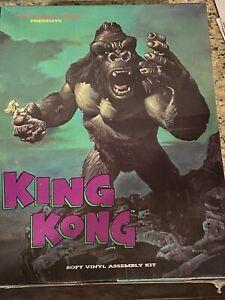 Dark Horse King Kong SOFT Vinyl Assembly Kit Vintage NIB
