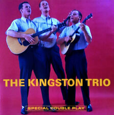 "KINGSTON TRIO [- SELF TITLED + FROM THE HUNGRY ""I"" - CAPITOL CD  - DOUBLE PLAY"