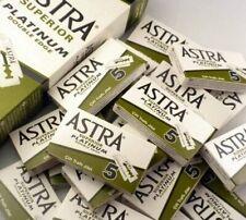 100 pcs X Astra Superior Platinum Double Edge Safety Razor Blades FREE SHIPPING