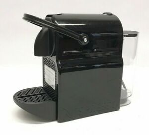 DeLonghi Nespresso Inissia EN 80.B Kaffemaschine, Schwarz