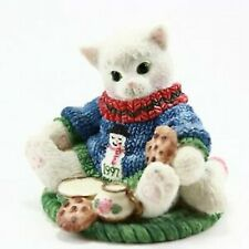 Calico Kittens By Priscilla Hillman - A Dash Of Love Makes You Sweeter-Christmas