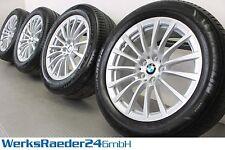 Original BMW 7er G11 G12 18 Zoll Alufelgen 619 Vielspeiche Sommerräder RDCi RFT