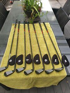 Ping G710 Iron Set 5 - PW, SW