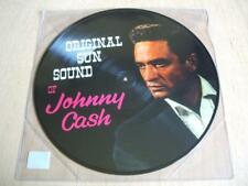 "the original sun sound of johnny cash 12"" Vinyl picture disc Lp new unplayed"