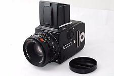 "Hasselblad 503CW CFE 80mm BLACK ""ACUTE MATTE D IS0 3200"" #1235"