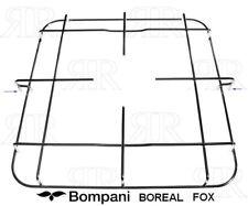 Bompani Boreal Fox Griglia ad 1 Fuoco Cucina a Gas Acciaio Mis.36 X 35 cm.