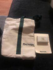 Vintage Harvey's Casino Central City Bag Soap Notepad Htf Rare
