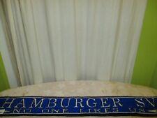 "Hamburger SV Original Fan Schal ""HAMBURGER SV NO ONE LIKES US"""