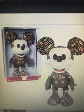 Disney Year of The Mouse July Collector Plush - Tiki Mickey Limited Edition