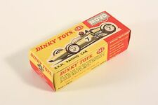 Dinky Toys 243, B.R.M. Racing Car, only Box              #ab1959