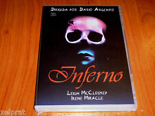 INFERNO Dario Argento - English / Italiano / Español - DVD ALL - Precintada