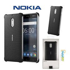 Custodia Cover Back Case Originale Nokia CC-802 Nero Per Nokia 6