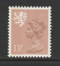 GB Scozia 1984 regionale Machin 13P SG S39 MNH (lb, PERF 15X14)