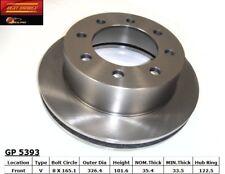Disc Brake Rotor fits 2000-2002 Dodge Ram 2500,Ram 3500  BEST BRAKES USA