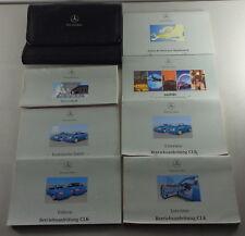 Bordmappe + Betriebsanleitung Mercedes CLK 200 / 200 + 230 Kompressor / 320 1998