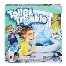 Hasbro Toilet Trouble Kids Toy Game Washroom Fun