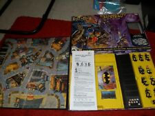 Mattel - Batman Gotham City Mystery Board Game - 2003 - Rare and tidy