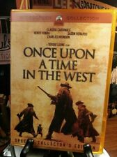 Once Upon a Time in the West (2 Dvd Special Collector's Edition) - Sergio Leone
