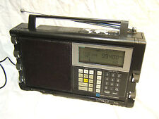 RADIO GRUNDIG SATELLIT 500 + User Manual & Service AM FM SW + ALIMENTATORE 230V