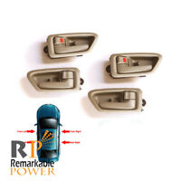 NoMoreBreaking For 97-01 Toyota Camry Inside Door Handle Sage Set Of 2 PCS DS19