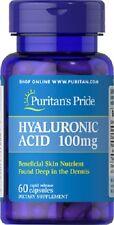 Acido ialuronico 100 mgr. 60 capsule, Rallenta l'invecchiamento