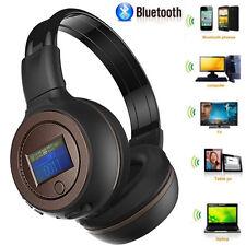 B570 Wireless Bluetooth Music Stereo Headphone Headset Microphone SD Slot