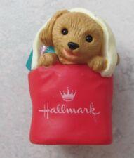 Hallmark Kocc Exclusive Gift: Merry Miniature 1994 Puppy In Gift Bag - #Qxc480-3