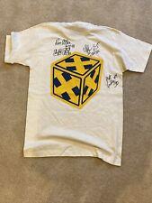 Nos Vintage 1990 H-Street shirt Signed By Matt Hensley, Sal Barbier, Ron Allen