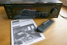Pioneer VSX-407RDS Audio/Video Multi Channel Receiver + Fernbedienung, Anleitung