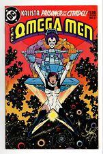Omega Men Vol 1 No 3 Jun 1983 (VFN-) (7.5) DC, Modern Age, 1st app of Lobo