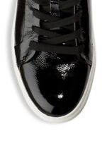 Kenneth Cole Women's Aditi Black Sneaker Shoes Saks Fifth Ave Size 9.5