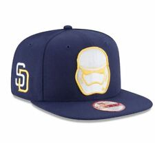 SAN DIEGO PADRES STAR WARS NEW ERA SNAPBACK HAT CAP 9FIFTY
