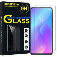 """Lot/ Pack Film Verre Trempé Protecteur Écran pour Xiaomi Mi 9T Pro 6.39"""""""