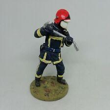 Del prado - pompiers du monde - pompier tenue de feu Yvelines France 2004