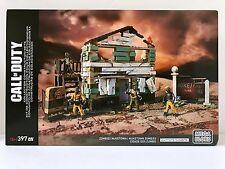 NEVER BEEN RELEASED VHTF Mega Bloks Call of Duty Zombies Nuketown DPW85 BNIB