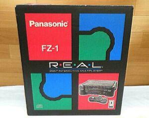 Panasonic FZ-1 3DO Heim Konsole Spiel System W/ 2 Controller Getestet