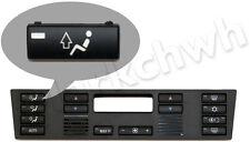 BMW 5-series/X5 E39/E53 Heater Climate Control A/C Air Con Button: Air Vent Up