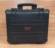 "Genuine Calumet (WT2175) Water Tight 15"" x 19"" Hard Case w/ Movable Separators!"