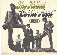 HOLLIES--PICTURE SLEEVE ONLY---(CARRIE-ANNE)---PS---PIC---SLV