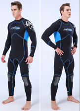 New men 3mm neoprene diving suits free dive scuba snorkelin