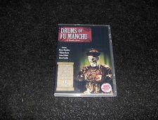 DRUMS OF FU MANCHU CLIFFHANGER SERIAL 15 CHAPTERS 2 DVDS